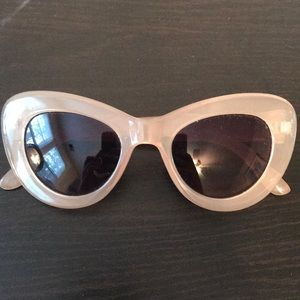 Anthropologie Cat eye Sunglasses